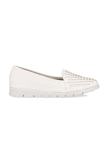 Punto Ayakkabı Beyaz